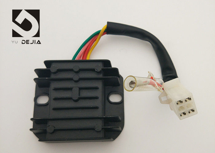 Lifan 150cc Cg125 Motorcycle Regulator Rectifier Replacement Double Output