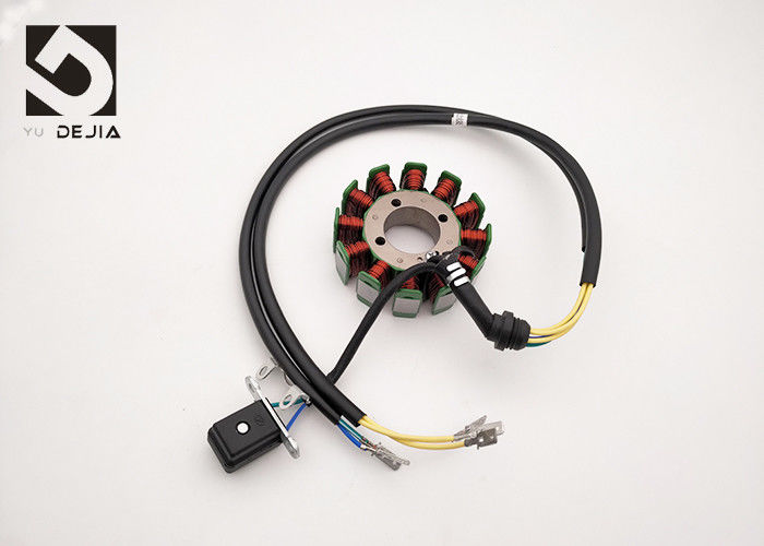 CG12 Poles Scooter Stator Coil 160w 12 Windings Pure Copper Abrasion Resistance